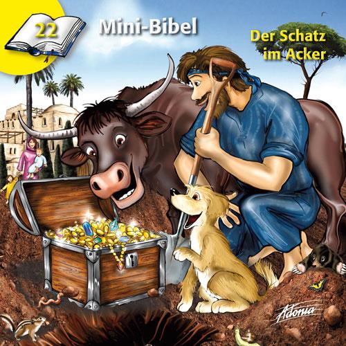 mini bibel jesus